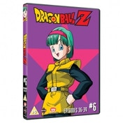 Dragon Ball Z Season 1 Part 6 Episodes 36-39 DVD