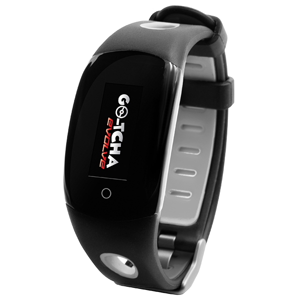 GO-TCHA Evolve Smartwatch for Pokemon Go Dynamic Grey