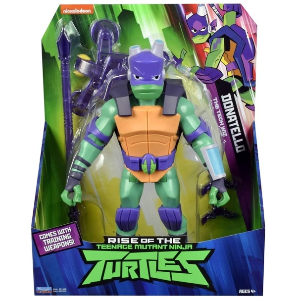 Donatello (Rise Of The Teenage Mutant Ninja Turtles) Giant Action Figure