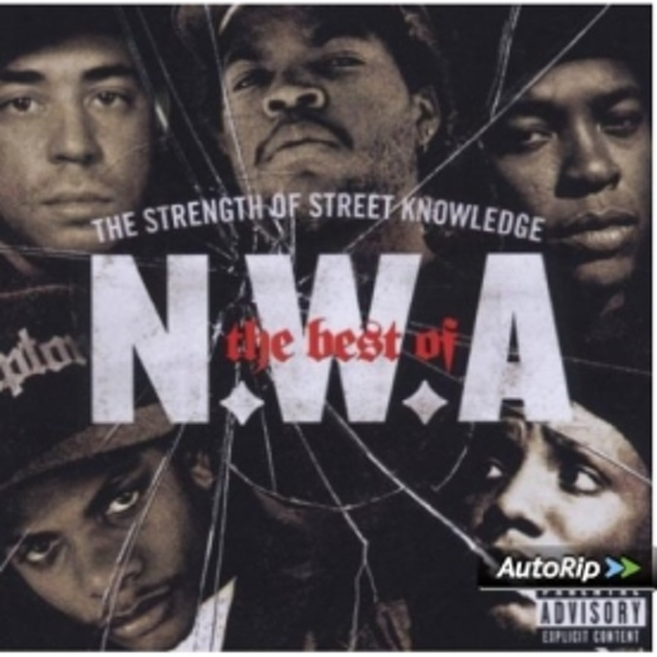 N.W.A. - The Best Of - The Strength Of Street Knowledge CD