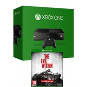 Xbox One Console (without Kinect sensor) with The Evil Within (with The Fighting Chance DLC Pack)