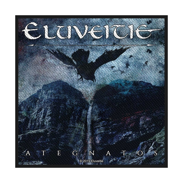 Eluveitie - Ategnatos Standard Patch