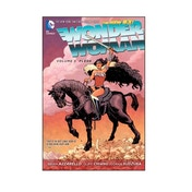 DC Comics Wonder Woman Volume 5 Flesh New 52 Paperback