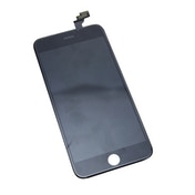 iPhone 6 Plus Compatible Assembly Kit Black Copy