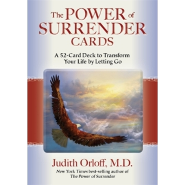 The Power of Surrender Cards : A 52-Card Deck to Transform Your Life by Letting Go