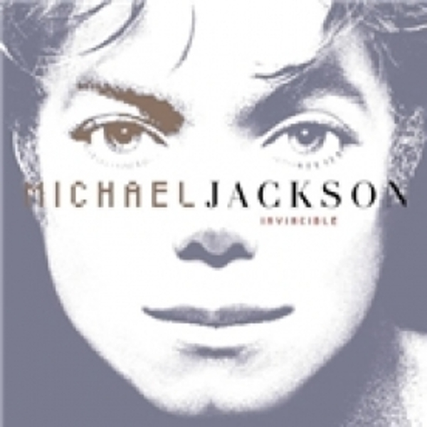 Michael Jackson Invincible CD