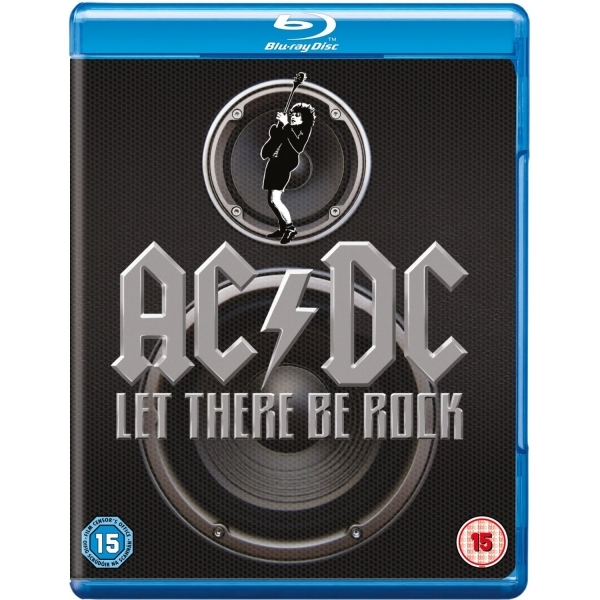 AC/DC Let There Be Rock Blu-Ray