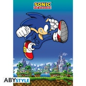 Sonic - Sonic Jump ! Maxi Poster