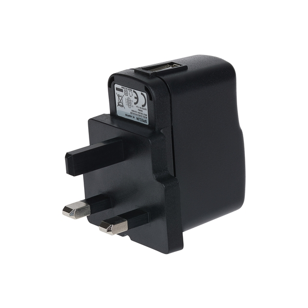 Spec Lin S10802-5V1A-B-USB UK AC Power Adapter