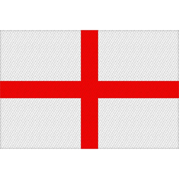 Generic - St Georges Cross Flag Standard Patch