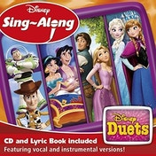 Disney Sing-Along: Disney Duets CD