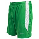 Precision Real Shorts 22-24 inch Green/White