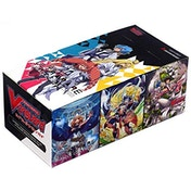 Cardfight! Vanguard TCG: Ultra Rare Miracle Collection V-EB03 Booster Box (12 Packs)