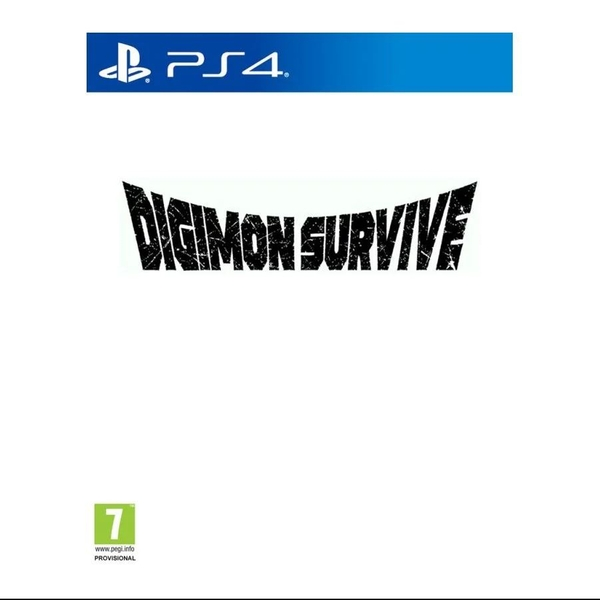Digimon Survive PS4 Game