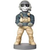 Ghost (Call of Duty Modern Warfare) Controller / Phone Holder Cable Guy