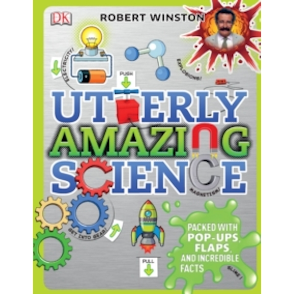Utterly Amazing Science by Robert Winston (Hardback, 2014)