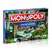 Stirling Monopoly Board Game