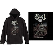 Ghost - Dance Macabre Men's Large Pullover Hoodie - Black