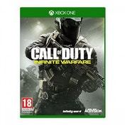 Call Of Duty Infinite Warfare Xbox One Game (with Steelbook & Keyring)