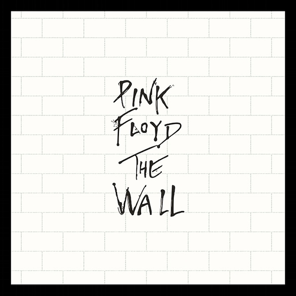 Pink Floyd The Wall - Album 12 Inch Album Cover Framed Print
