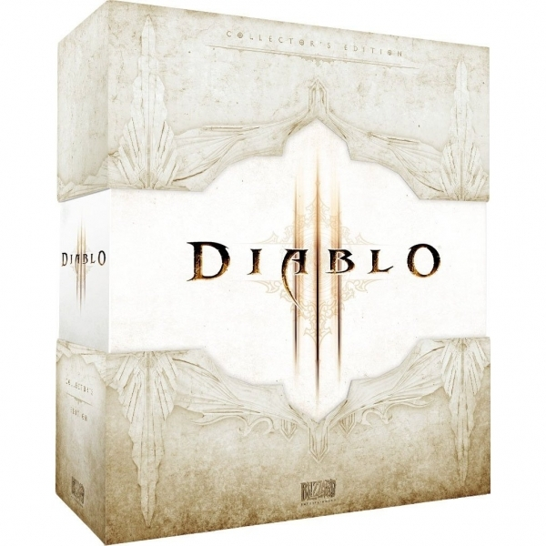 Diablo III 3 Collector's Edition Game PC & MAC