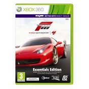 Forza Motorsport 4 Essentials Edition (Kinect Compatible) (Bundle Copy) Game Xbox 360