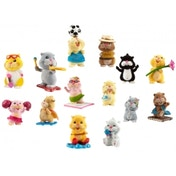 Zhu Zhu Pets Mini 4 Pack Random Selection