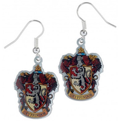 Gryffindor Crest Earrings