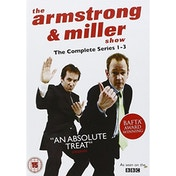 The Armstrong & Miller Show The Complete Box Set DVD