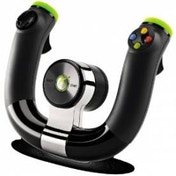 Official Microsoft Wireless Speed Wheel Xbox 360