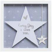 Said with Sentiment Star Frames Every Day