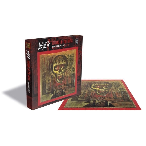 Slayer - Seasons In The Abyss Jigsaw Puzzle (500 Piece)