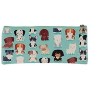 Dog Squad Design Novelty Pencil Case