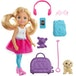 Barbie Chelsea Doll and Travel Set with Puppy - Image 2