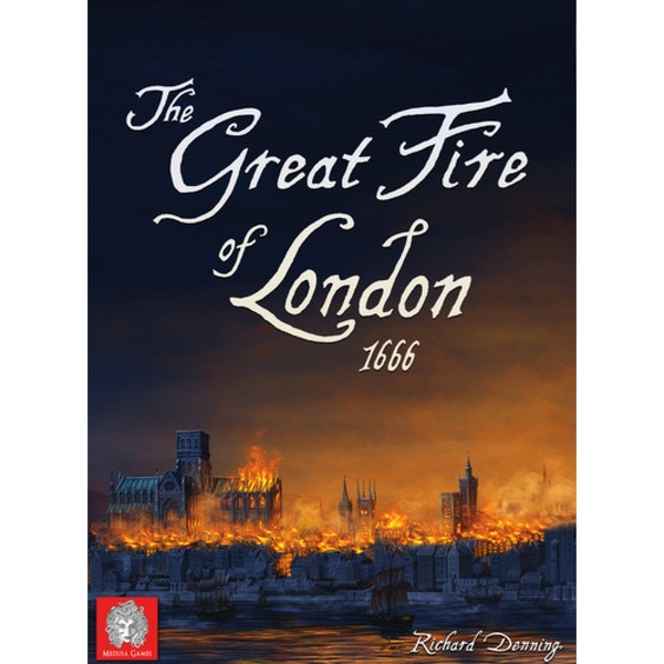 Great Fire of London 1666 3rd Edition (2017) Board Game