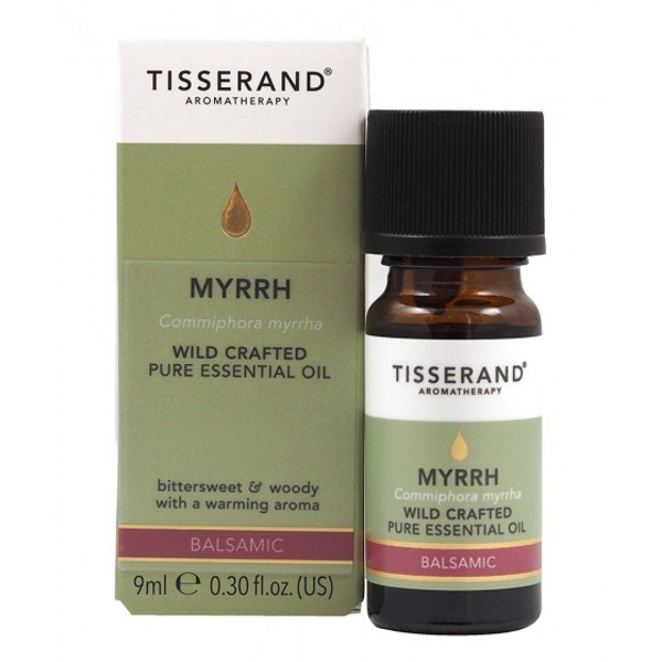 Tisserand Aromatherapy Wild Crafted Myrrh Essential Oil 9ml