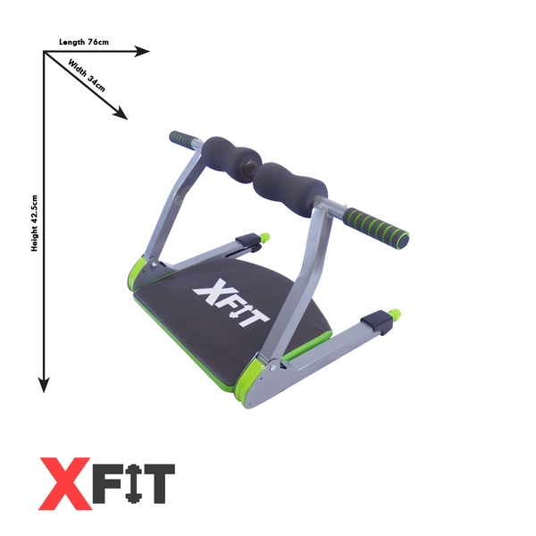 6 in 1 Smart Exercise Machine For Core & Abs Home Gym Wonder Workouts XFit - Image 2