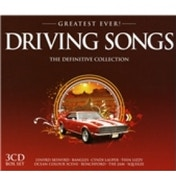 Greatest Ever Driving Songs CD