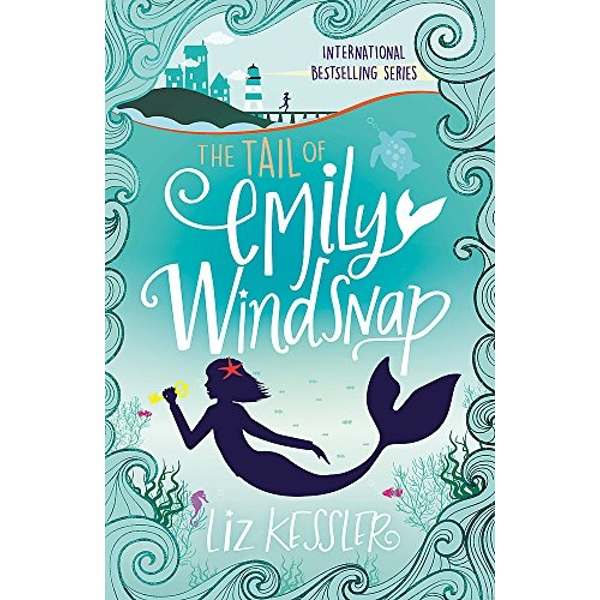 The Tail of Emily Windsnap: Book 1 by Liz Kessler (Paperback, 2015)