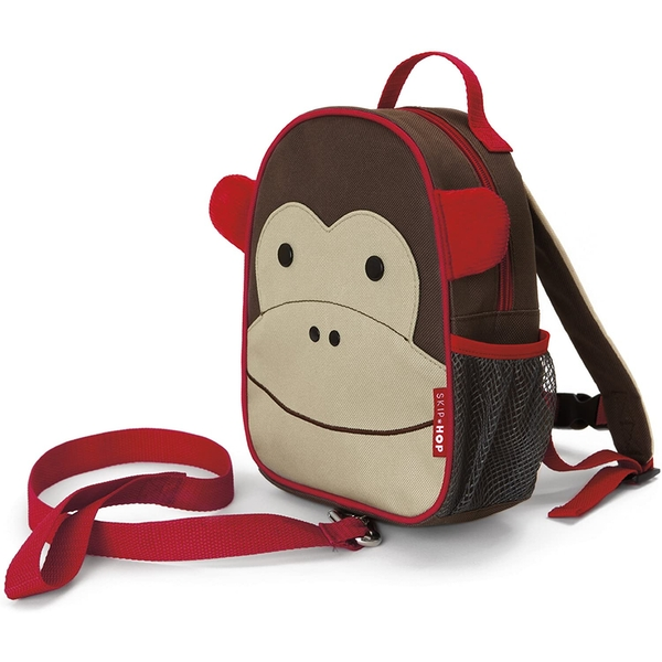 Skip Hop Monkey Rein Backpack
