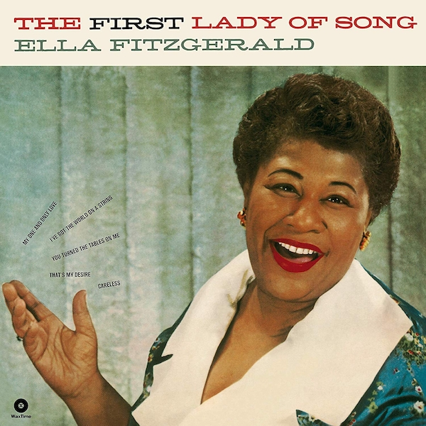Ella Fitzgerald - The First Lady Of Song Vinyl