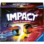Ravensburger Impact - Battle of The Elements Dice Game