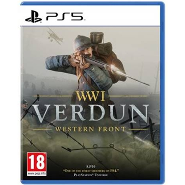 WWI Verdun Western Front PS5 Game