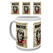 Batman Comic - Joker Wanted Mug