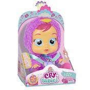 Cry Babies Lizzy Interactive Doll