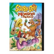 Scooby Doo and The Monster of Mexico DVD