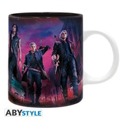 Devil May Cry - Dmc 5 Group Mug