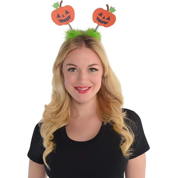Halloween Pumpkin Headboppers