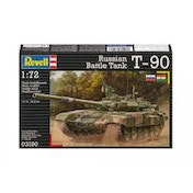 Russian Battle Tank T-90 1:72 Revell Model Kit
