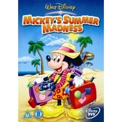 Mickey's Summer Madness DVD